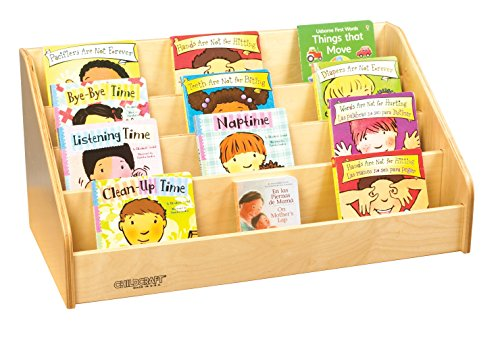 Childcraft Toddler Low Library, 30 x 15-1/2 x 14 ()
