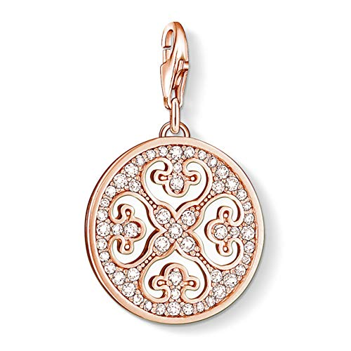 Thomas Sabo Ornament Charm, Sterling Silver