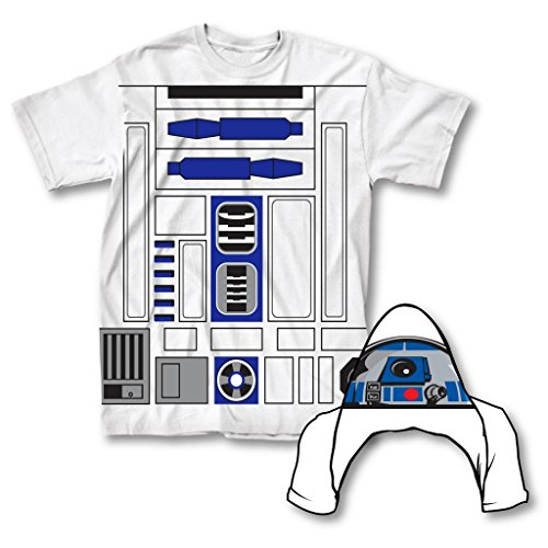 with R2D2 T-Shirts design