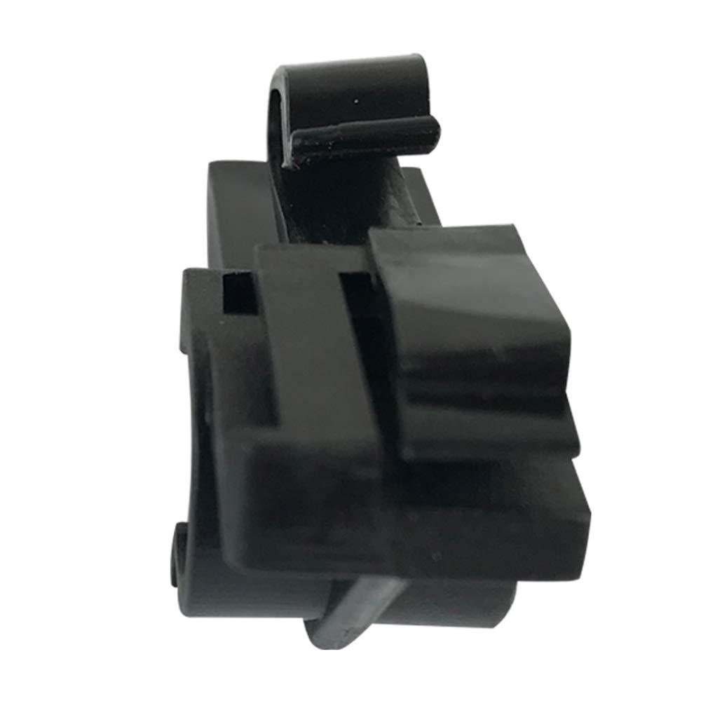 Vkospy 1 Pair Vehicle Plastic Rear Parcel Shelf Clips