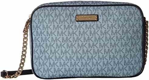 Michael Kors Women's Jet Set Large Crossbody Bag