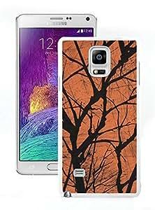 Popular Sell Halloween White Samsung Galaxy Note 4 Case 20