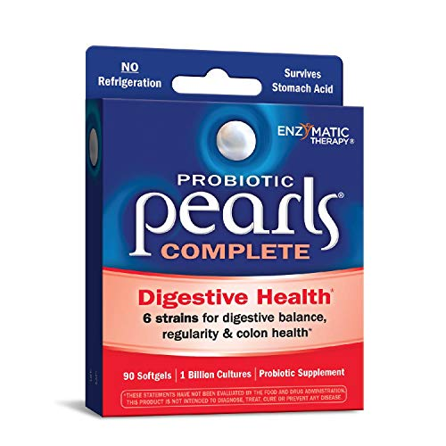 Acidophilus Pearls - Nature's Way Probiotic Pearls Complete (Formerly Pearls IC) (Packaging May Vary)