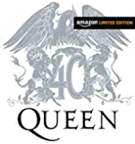 Queen 40: Limited Edition Collector's Boxed Set Vol. 02 (10 CD Box Set)