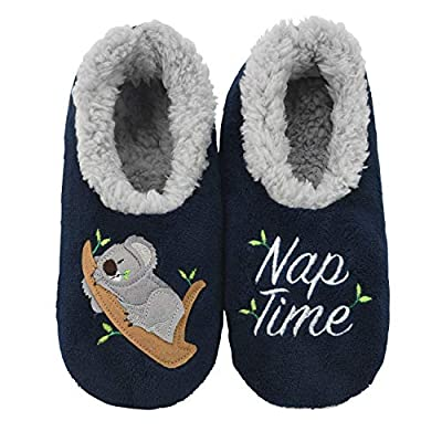 Snoozies Pairables Womens Slippers - House Slippers - Koala Naptime