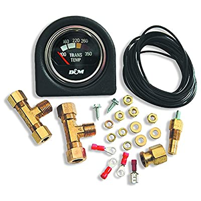B&M 80212 Transmission Temperature Gauge Kit: Automotive