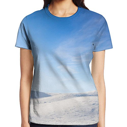 Xiaobaby Snow Hill And Blue Sky Fashion Walk Tshirt - Viper X Men