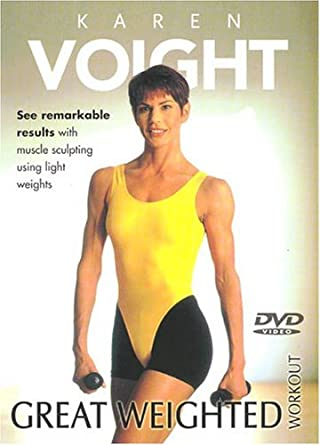 Amazon. Com: karen voight: yoga power streamline: movies & tv.