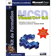 formation mcsd visual c++ 6. 0 (+cd-rom)