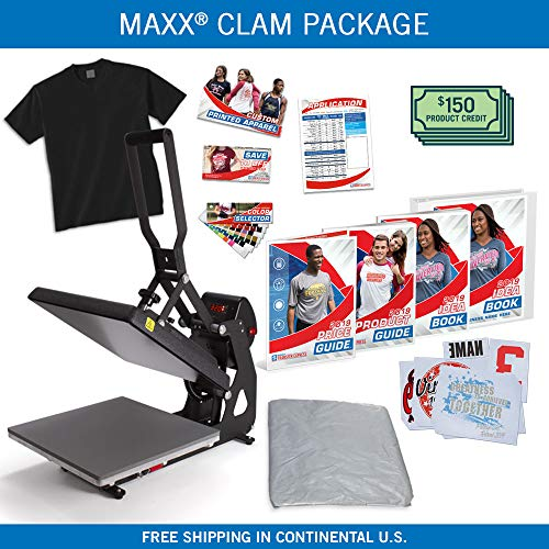 MAXX Press Package with Platens