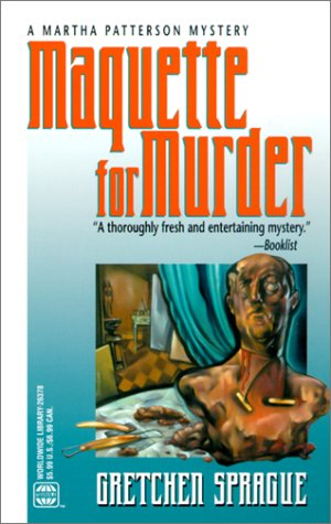 Maquette Limited Edition - Maquette For Murder (Worldwide Library Mysteries)