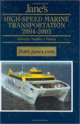 Jane's High-speed Marine Transportation 2004/2005