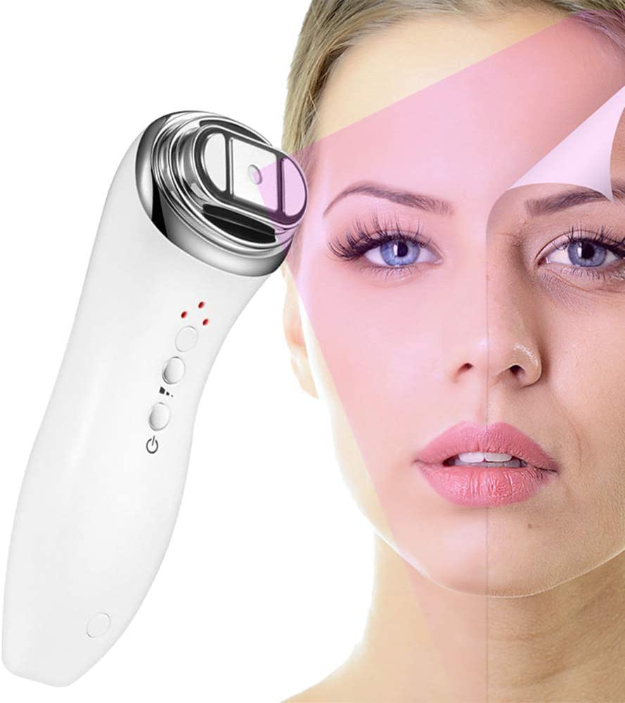 Facial Profesional Antienvejecimiento, Antiarrugas, Retire El Instrumento De Belleza De Las Arrugas De Los Ojos, Máquina De Belleza HIFU Mini Focus Para El Hogar
