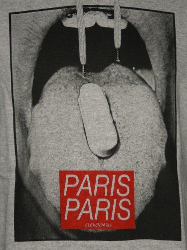 Cachet Capucha Diseñador Eleven Hombre Chaqueta Hd Paris n14wSfqH