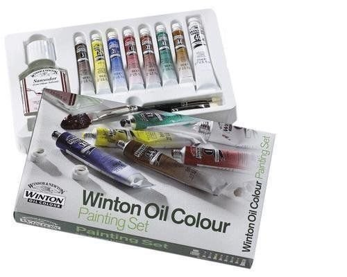 Winsor Newton Complete European Painting