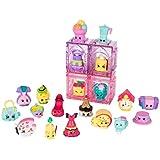 Shopkins ID56604 Mega Pack 20pk Season 8 World Vacation: Europe Dolls