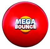 Duncan Toys Mega Bounce Ball Toy, Blue/Red