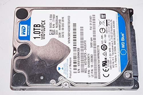 FMS Compatible with WD10JPCX Replacement for Western Digital 1tb 7mm 5400rpm Sata Hard Drive
