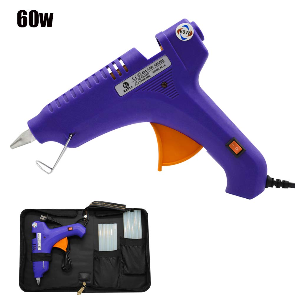 BMIETE 60W High-Temp Hot Glue Gun