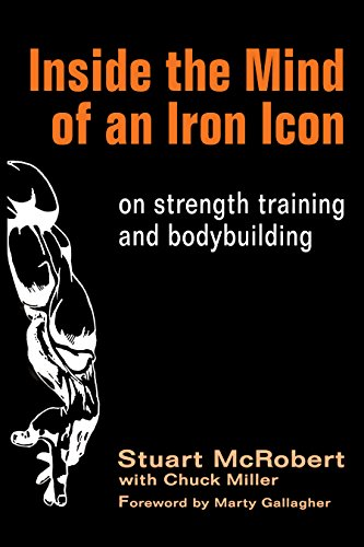 Inside the Mind of an Iron Icon: on strength training and bodybuilding
