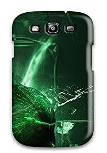 Tough Galaxy Case Cover/ Case For Galaxy S3(green Lantern) 7199061K95230468