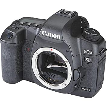 canon eos 5d mark ii full frame dslr camera body only old model