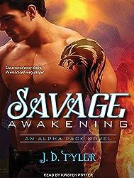 Savage Awakening (Alpha Pack)