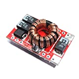 3v to 5v Boost Converter, DROK Slim DC 3-5v to DC 5 V 3A Step Up Voltage Regulator Module Volt Transformer Board Power Supply