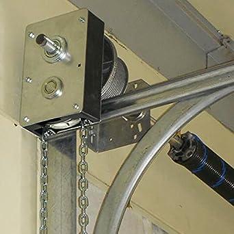 Berühmt Manueller Kettenantrieb für Deckensektionaltore 1:2 | Torantrieb NQ34