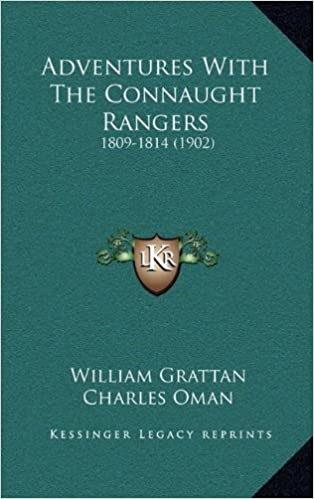 Book Adventures with the Connaught Rangers: 1809-1814 (1902)