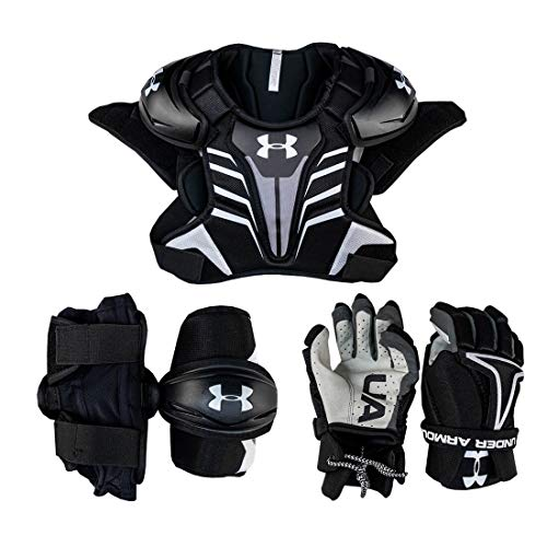 Under Armour Strategy Youth Lacrosse Starter Set (3-Piece) (Small)