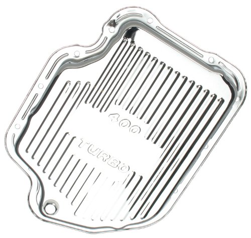 Trans-Dapt 9121 Chrome Transmission Pan
