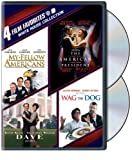 4 Film Favorites: White House (The American President, Dave, My Fellow Americans, Wag The Dog) by Warner Home Video