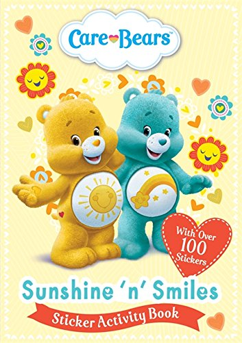 Sunshine 'N' Smiles Sticker Activity Book (Care Bears)
