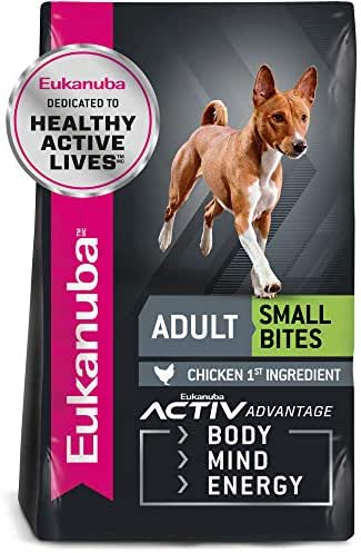 Dog Food: Eukanuba Adult Small Bites