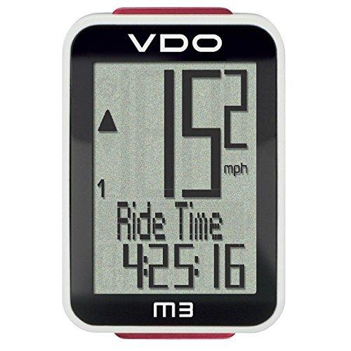 Vdo Cycle Computer (VDO M3 Cycle Computer - Black by Vdo)