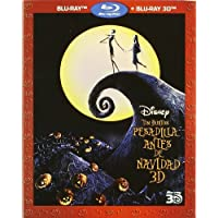 Pesadilla Antes De Navidad (BD 3D + BD) [Blu-ray]