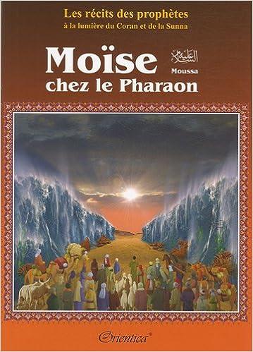 Moïse chez le Pharaon