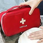 Trousse portable de premiers secours vide, pour la maison 10