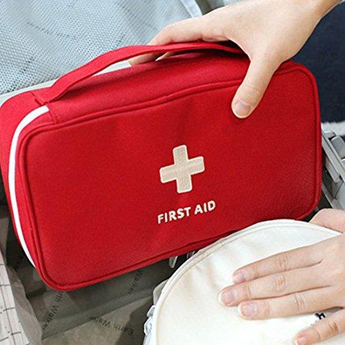 Trousse portable de premiers secours vide, pour la maison 5