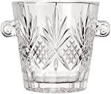 James Scott Crystal Ice Bucket