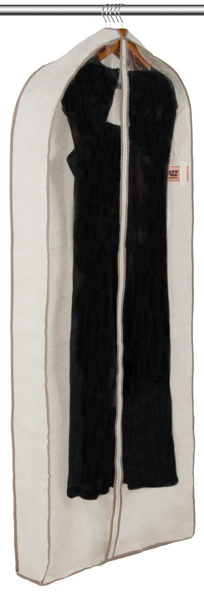 PRO-MART DAZZ Canvas Gusseted Dress Garment Bag with Cedar