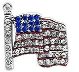 3/8'' Slider Flag Charm Flag 3/8'' (24 Pack) [Misc.]