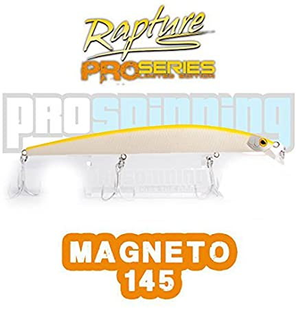 Rapture - Magneto 145 - Señuelo Pesca - Spinning (RAPTURE ...