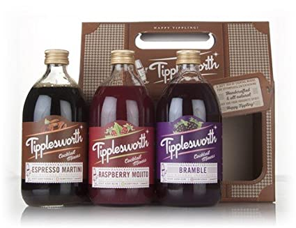 Tipplesworth Espresso-cocktail Mischer 500ml Comfortable And Easy To Wear Möbel & Wohnen