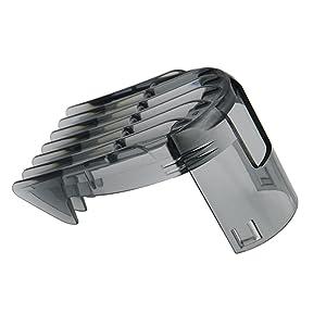 VINFANY Hair Clipper Comb for Philips QC5510 QC5530 QC5550 QC5560 QC5570 QC5580 (3-15mm)