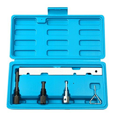 8milelake Engine Camshaft Timing Locking Setting Tools Kit for Ford Mazda Fiesta (Cam Timing Tool Kit)