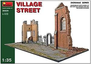 MiniArt 36029 - Calle de pueblo