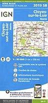 Cloyes-.sur-le-Loir.la Chapelle-du-Noyer par Institut géographique national
