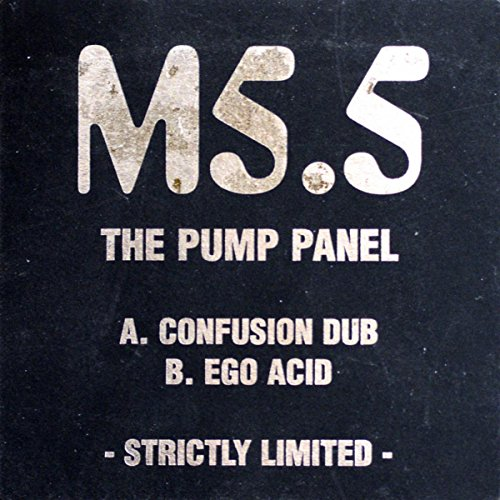 Confusion Dub / Ego Acid (Panel Pump)